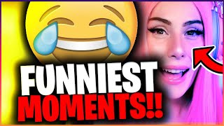 Funniest leah ashe moments caught ...