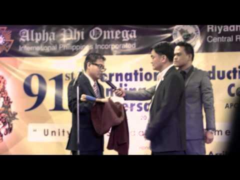 (APO)RAA: 91st Anniversary Celebration & Induction Ceremonies