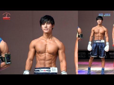 2013 Open World Body Classic Male Model Sportswear part1