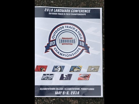 Landmark Outdoor Track & Field Championships 2018