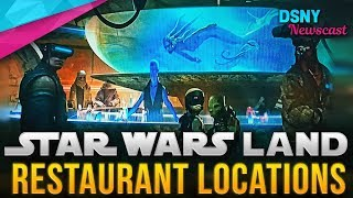STAR WARS LAND Quick-Service Restaurant Permit at Walt Disney World - Disney News - 1/18/18