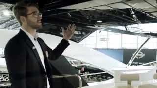 Premieren auf der boot - Sunseeker 86 Yacht