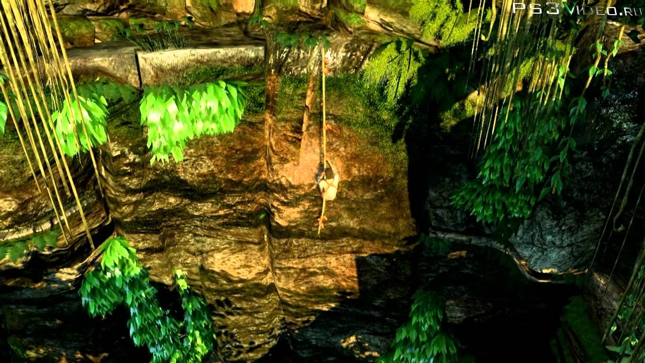 Image result for uncharted 1 jungle