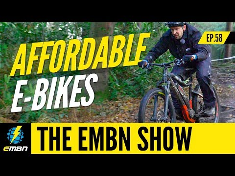 Affordable E-Bikes For Every Budget   EMBN Show Ep. 58