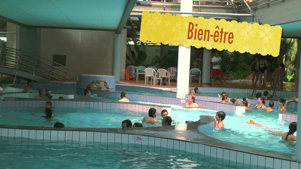 Les antilles de jonzac youtube for Construction piscine jonzac