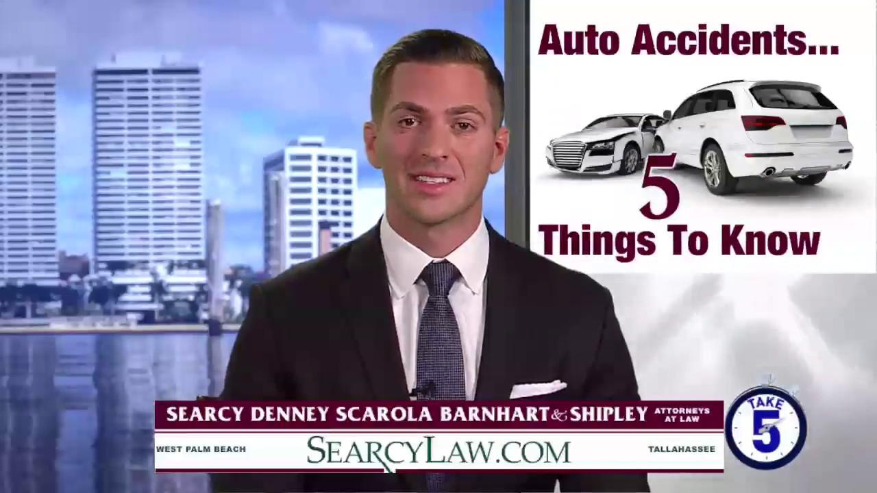 Florida Accident Attorney Explains Top