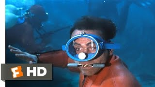 Thunderball (9/10) Movie CLIP - Bond Enters the Battle (1965) HD
