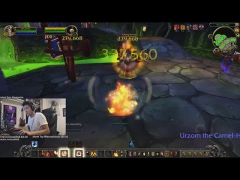 Hansol Plays Legion Alpha Fire Mage
