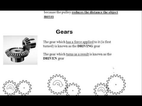 10Sci [Work and Simple Machines]