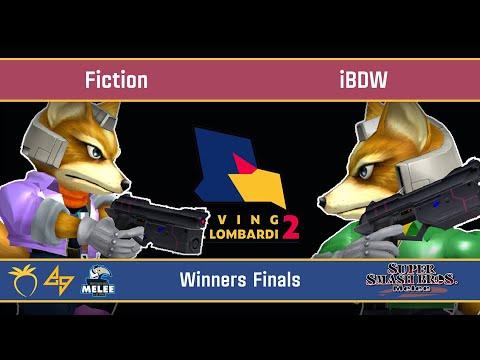 Saving Mr. Lombardi 2 - Fiction (Fox) VS IBDW (Fox) - SSBM - Winners Finals