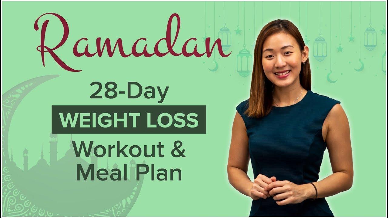 <div>28-Day Ramadan WEIGHT LOSS Workout & Meal Plan | Joanna Soh</div>