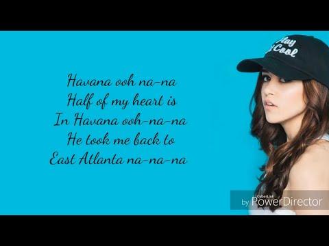 Megan Nicole - Havana (Lyrics)