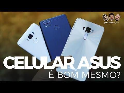 celular ASUS É BOM MESMO? | Todos os modelos de 2017!