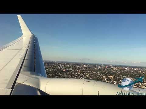 American Airlines 737-823 [N862NN] - JFK Arrival -- UHD 4K
