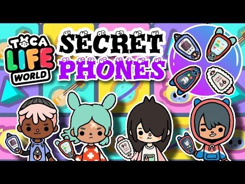 HOW TO GET NARI, RITA, LEON & ZEKE PHONE IN TOCA LIFE WORLD