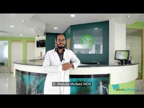 A software that can revolutionize your dental practice - Dr. Abdulla Mufeed MDS, CEO - Dentistry 4 u