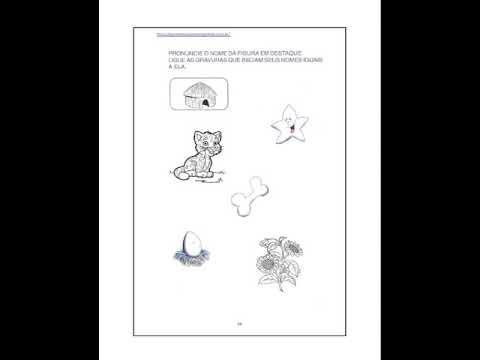 Amostra Apostila Educação Infantil Ii Português Parte 2