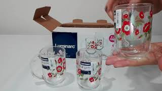 Набор кружек 6пр Luminarc  Marjoliana - обзор