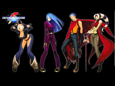 Girl Boss Wallpaper Hd The King Of Fighters 2001 Nests Ruler Of The Dark