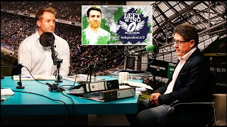 WATCH: Luke Fitzgerald and Paul Kimmage face off on Dublin 'cheating' and doping in sport