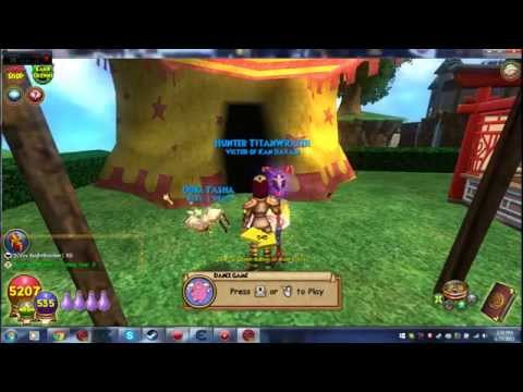 HOW TO TRAIN PETS IN WIZARD101 SUPER FAST FREE!