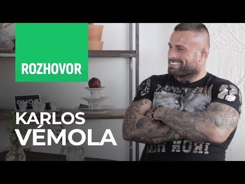 Karlos Vémola: Keby som bol žena, dám si zväčšiť kozy (Rozhovor)