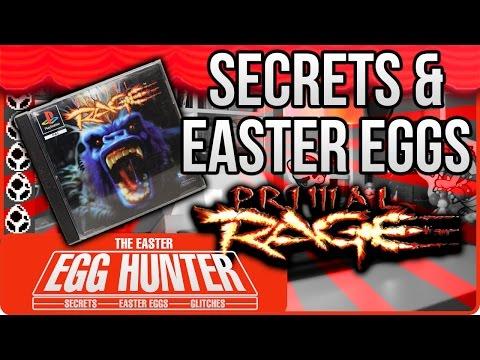Best Primal Rage Easter Eggs - The Easter Egg Hunter