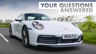 NEW Porsche 911 (992): Your Questions Answered   Carfection +