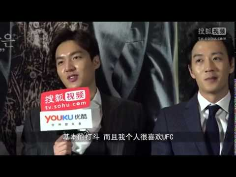 "Sohu Ent. news - ""Gangnam 1970' casts interview"