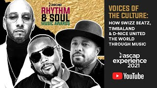 TRAILER - Voices of the Culture: How Swizz Beatz, Timbaland + D-Nice United the World Through Music