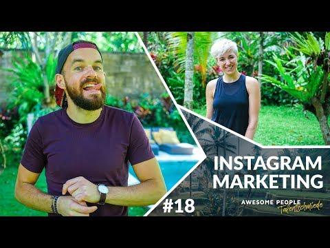 Next-level Instagram Marketing 🔥 Wie Du Deine Follower aus den Socken haust   Talentschmiede #18