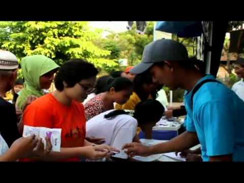 Rexona Deo-Lotion Event Bersama Radio Karysma FM di Canggal Kaliwungu,Boyolali