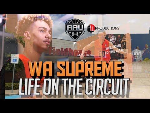 LIFE on The Circuit with Washington Supreme - UAA