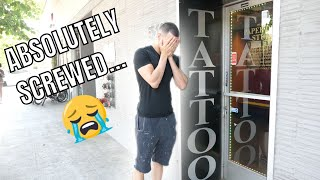 WATCH THIS BEFORE YOU GET LASER TATTOO REMOVAL. MY TATTOO HORROR STORY.