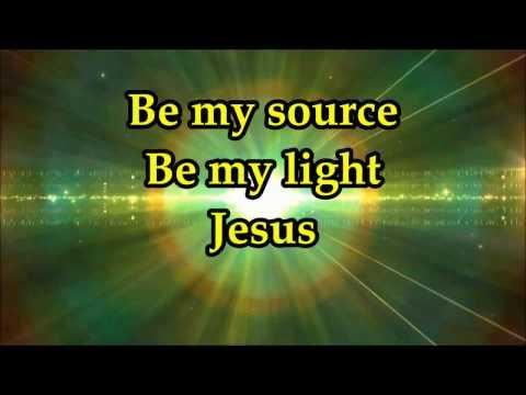 Riana Nel - Jesus Be The Centre (Center) - Lyrics.
