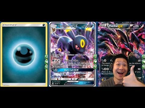 Energy DISCARD UMBREON GX Deck, FAST and RELIABLE Beat Down Build