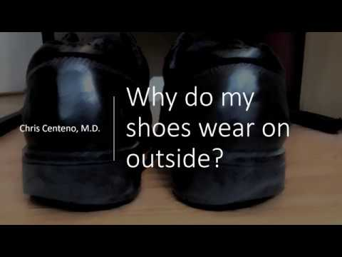 Do Your Shoes Wear on the Outside?