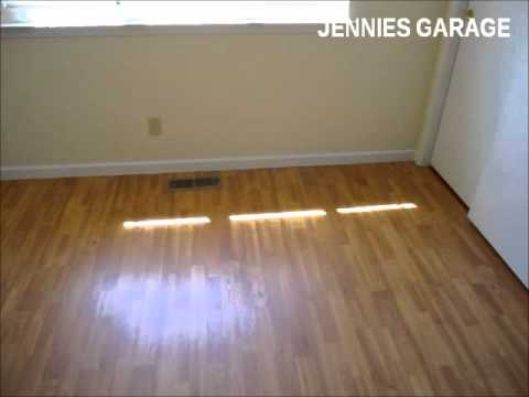 300 bedroom remodel new flooring paint trim on a for Cheap bedroom flooring