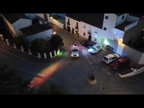شاهد: شاحنة موسيقية وديسكو متنقل لمرافقة السكان خلال العزل الصحي في إسبانيا…  - نشر قبل 37 دقيقة