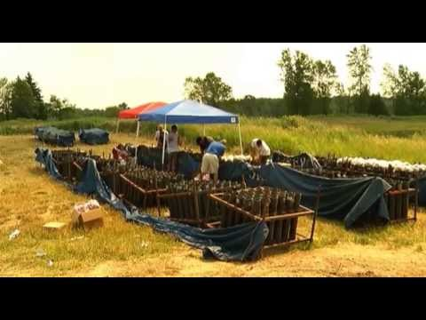 Behind the scenes with Grucci Fireworks at Turning Stone Casino