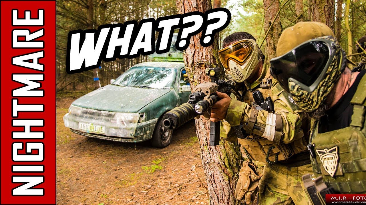 Magfed Paintball Tournament - Part 9 - YouTube