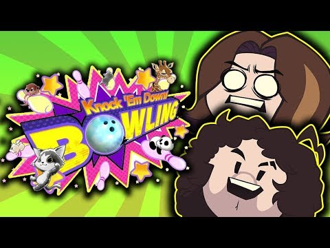 Knock 'Em Down Bowling - Game Grumps VS