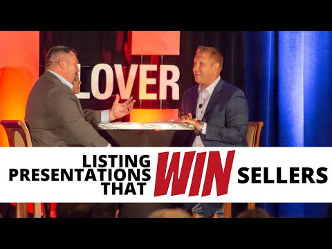 Listing Presentations that Win Sellers with Jeff Glover