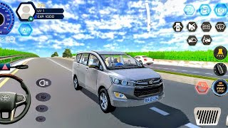 Car simulator vietnam #1 Toyota Innova First look Gameplay   Realistic Car Games Android