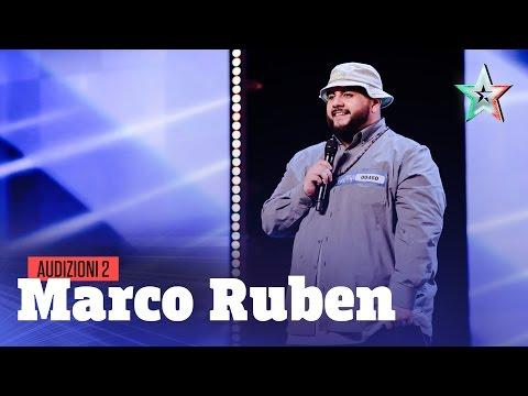 Marco Ruben, talento XL