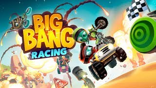 Big Bang Racing - Traplight Ltd. Walkthrough - Precise Location
