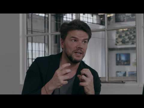 Interview med Bjarke Ingels og Kaspar Astrup Schröder om BIG TIME