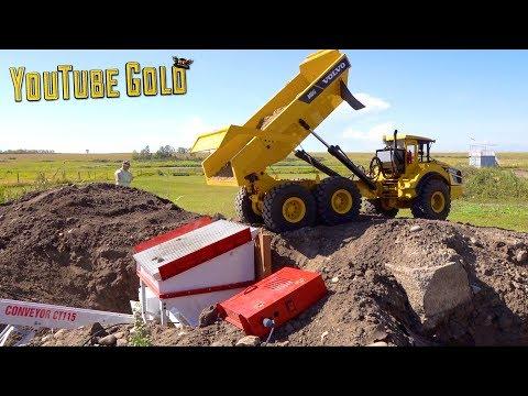 YouTube GOLD - MAXIMUM PAY  (s2 e22) | RC ADVENTURES