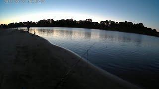 Рыбалка в Карагандинской области, Казахстан, рыболовы ...