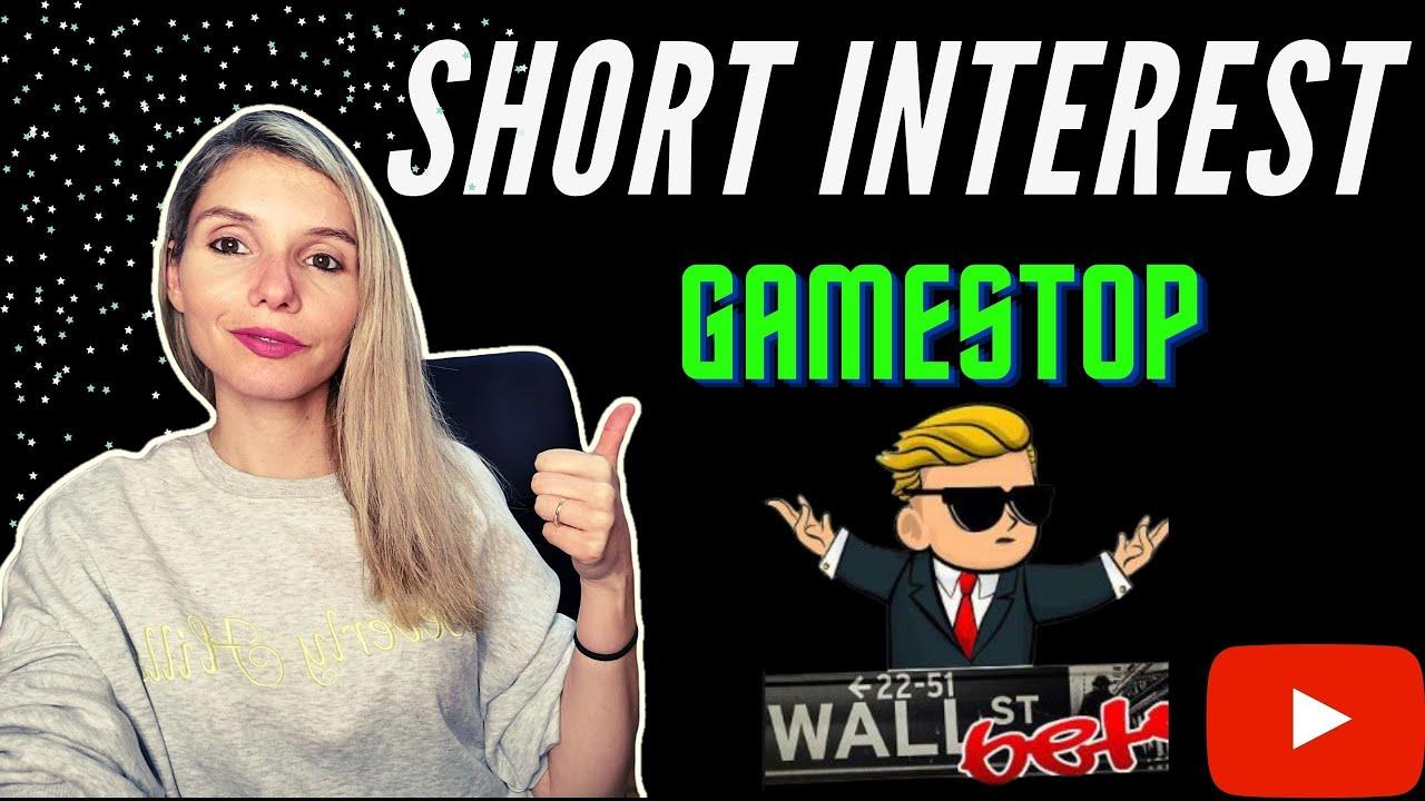 """Explication du """"Short Squeeze"""" - GameStop"""